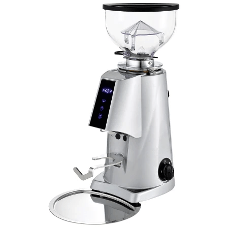 Image of Fiorenzato Coffee Grinder Grey Fiorenzato F4 Nano V2 Electronic Coffee Grinder