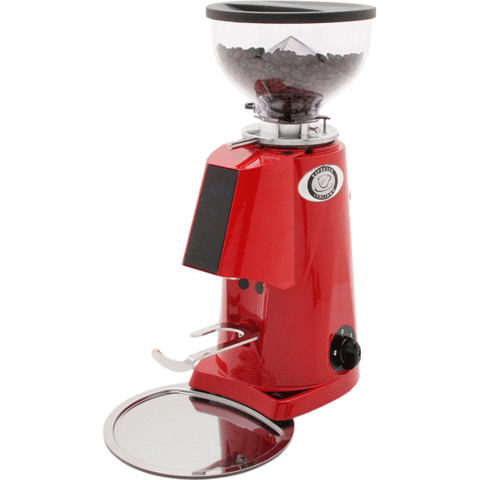 Image of Fiorenzato Coffee Grinder Red Fiorenzato F4 Nano V2 Electronic Coffee Grinder