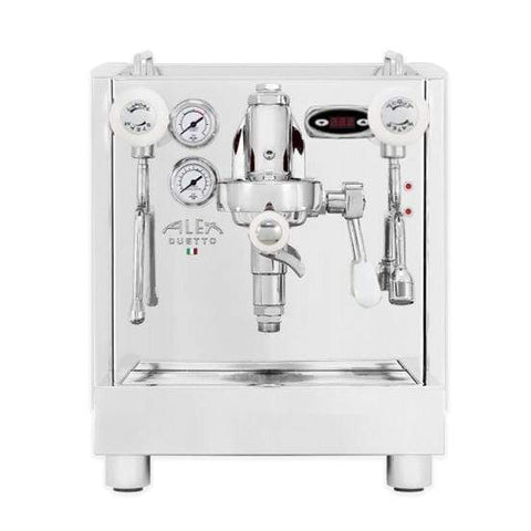 IZZO Espresso Machine White IZZO Alex Duetto IV Plus Espresso Machine