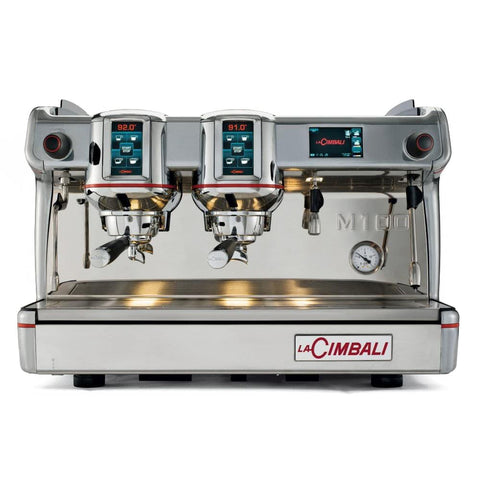 La Cimbali Espresso Machine La Cimbali M100 HD 2 Group Automatic Commercial Espresso Machine