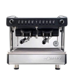 La Cimbali Espresso Machine La Cimbali M26 BE 2-Group Compact Commercial Espresso Machine