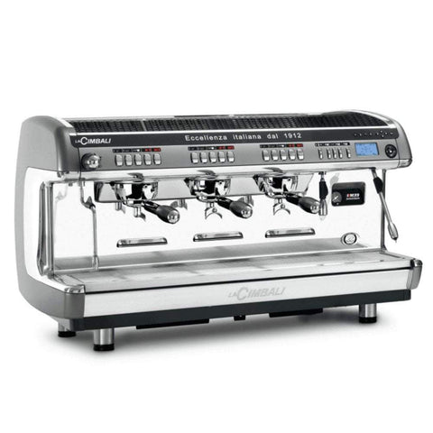 La Cimbali Espresso Machine La Cimbali M39 TE DOSATRON 3-Group Commercial Espresso Machine