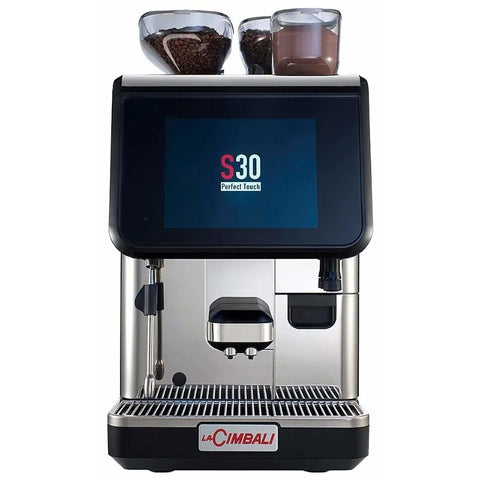 La Cimbali Espresso Machine La Cimbali S30 CS10 Fully Automatic Commercial Espresso Machine (MilkPs + Choc)