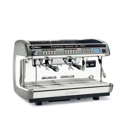 La Cimbali Espresso Machine M39 Dosatron 2-Group La Cimbali M39 TE DOSATRON 2-Group Commercial Espresso Machine