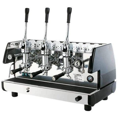 Image of La Pavoni BAR T 3L 3-Group Commercial Lever Espresso Machine