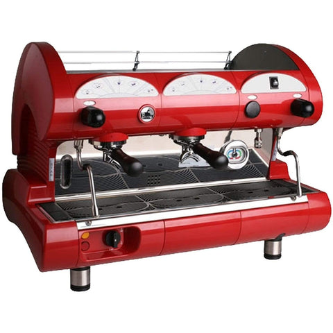 La Pavoni BAR-STAR 2V Volumetric 2-Group Commercial Lever Espresso Machine
