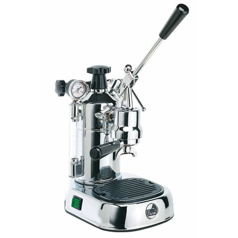 La Pavoni Espresso Machine La Pavoni Professional 16 Cup Manual/Lever Espresso Machine PC-16