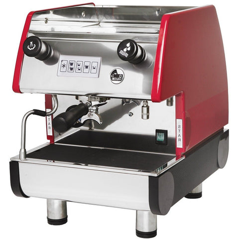 La Pavoni Espresso Machine La Pavoni PUB Volumetric 1 Group Commercial Espresso Machine