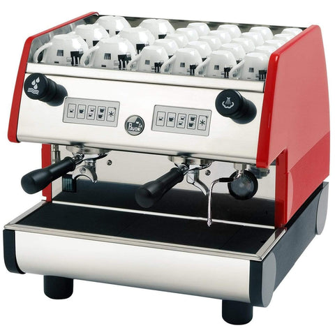 Image of La Pavoni PUB 2 Group Commercial Espresso/Cappuccino Machine