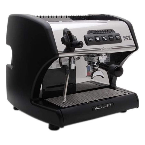 Image of La Spaziale Espresso Machine La Spaziale S1 Mini Vivaldi II Black Espresso Machine