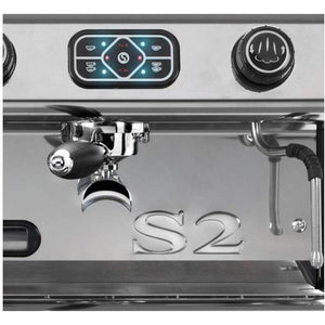 La Spaziale Espresso Machine La Spaziale S2 EK Spazio 2-Group Volumetric Commercial Espresso Machine