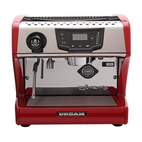 La Spaziale Espresso Machine Red La Spaziale Dream Espresso Machine