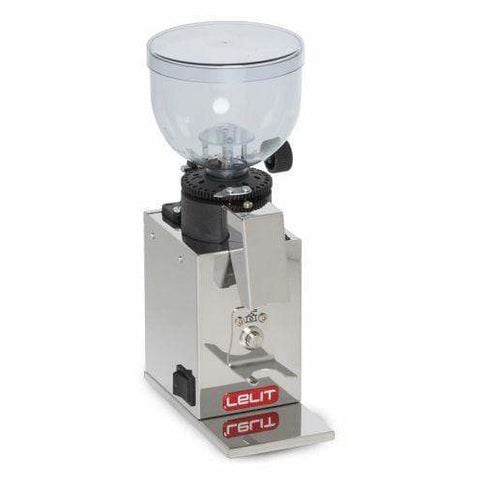 Lelit Coffee Grinder Lelit Fred Stepless Doserless Espresso Coffee Grinder PL043MMI