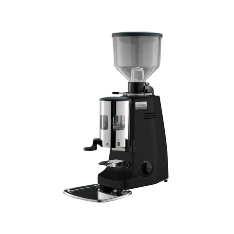 Image of Mazzer Coffee Grinder Black Mazzer Major Coffee Grinder Doser
