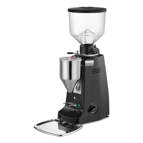 Mazzer Coffee Grinder Black Mazzer Major Electronic Coffee Grinder
