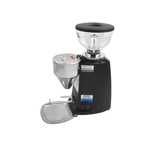Image of Mazzer Coffee Grinder Black Mazzer Mini Electronic Coffee Grinder