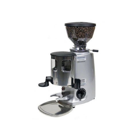 Image of Mazzer Coffee Grinder Mazzer Mini Timer Coffee Grinder Doser