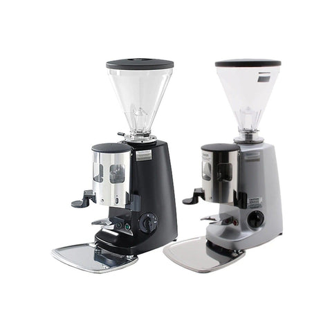Image of Mazzer Coffee Grinder Mazzer Super Jolly Timer Coffee Grinder Doser