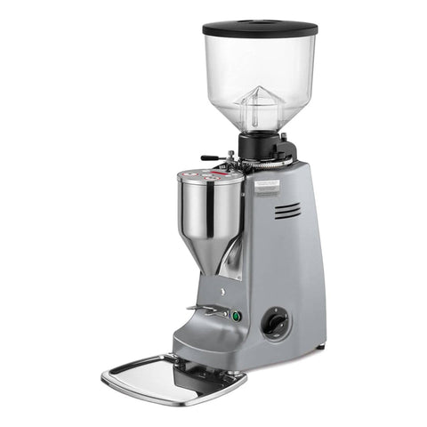 Image of Mazzer Coffee Grinder Silver Mazzer Major Electronic Coffee Grinder