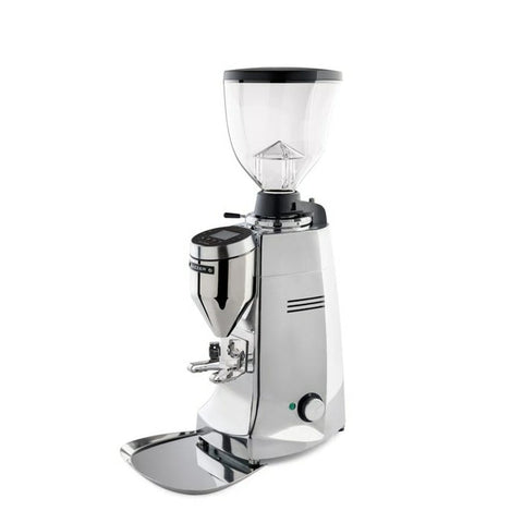Image of Mazzer Coffee Grinder Silver Mazzer Robur S Electronic Coffee Grinder