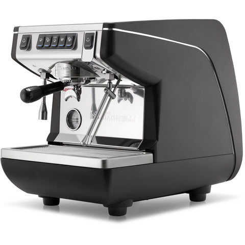 Image of Nuova Simonelli Espresso Machine Nuova Simonelli Appia Life 1 Group Volumetric Commercial Espresso Machine