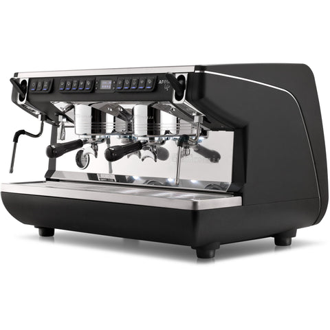 Image of Nuova Simonelli Espresso Machine Nuova Simonelli Appia Life XT 2 Group Volumetric Commercial Espresso Machine