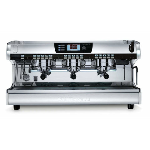 Image of Nuova Simonelli Espresso Machine Nuova Simonelli Aurelia II Digit 4 Group Volumetric Commercial Espresso Machine