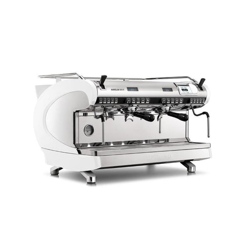 Nuova Simonelli Espresso Machine Nuova Simonelli Aurelia Wave T3 2 Group Volumetric Commercial Espresso Machine