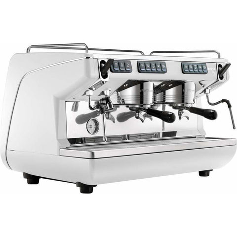 Image of Nuova Simonelli Espresso Machine Pearl Nuova Simonelli Appia Life 2 Group Volumetric Commercial Espresso Machine