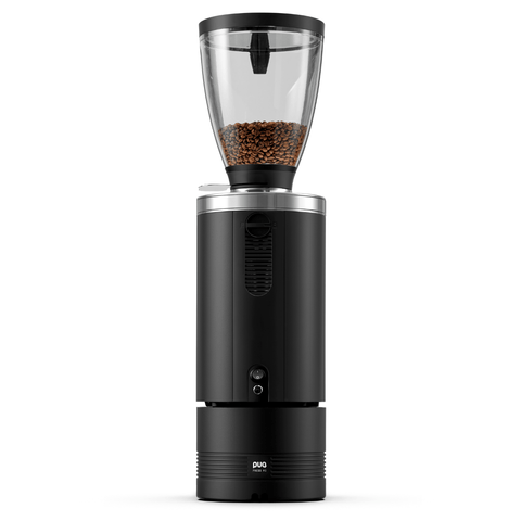 PuqPresss Automatic Coffee/Espresso Tamper PuqPress Gen 5 M3 Precision Under Grinder Automatic Coffee Tamper for Mahlkonig E65S