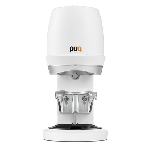 PuqPresss Automatic Coffee/Espresso Tamper White PuqPress Gen 5 Mini Precision Automatic Coffee/Espresso Tamper