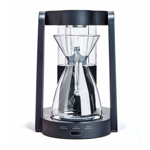 Image of Ratio Coffee Maker Matte Black / Ebonized / BPA Free Polymer Ratio Eight Home Coffee Maker