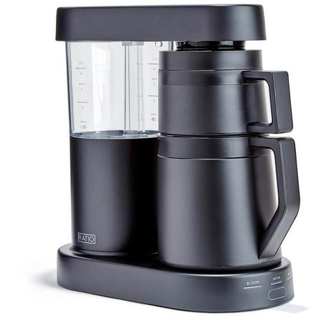 Ratio Coffee Maker Matte Black Ratio Six Home Coffee Maker
