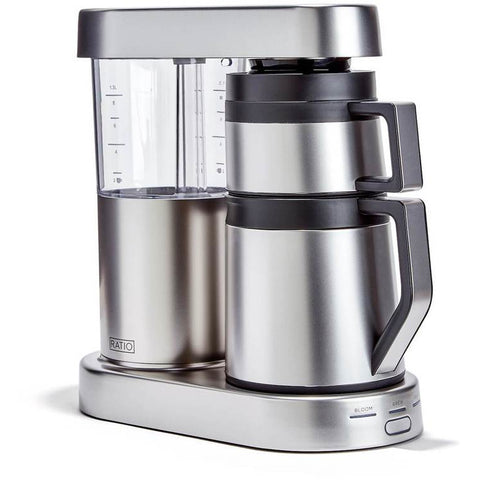 Ratio Coffee Maker Matte Stainless Ratio Six Home Coffee Maker