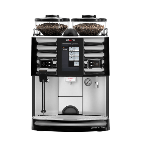 Schaerer Espresso Machine Schaerer Coffee Art Plus Touch Super-Automatic Commercial Espresso Machine