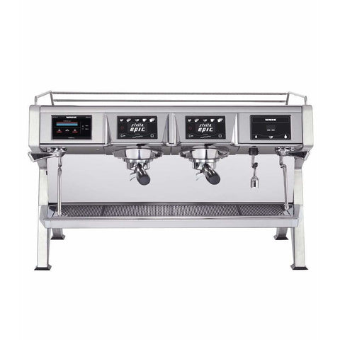 Unic Espresso Machine Stainless Unic Stella Epic 2 Group Commercial Espresso Machine