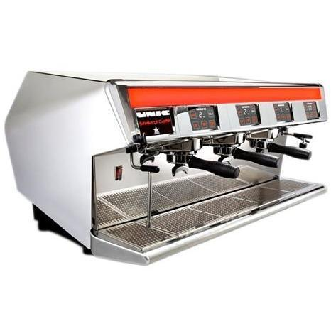 Image of Unic Espresso Machine Unic Stella Di Caffè 3 Group Commercial Espresso Machine