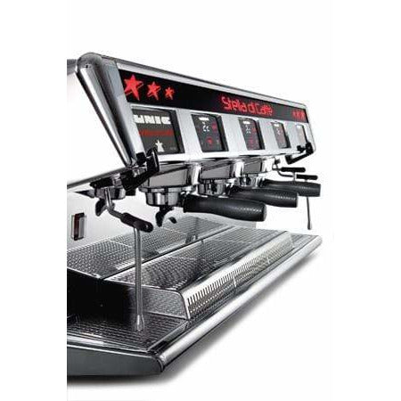 Unic Espresso Machine Unic Stella Di Caffè 3 Group High Profile Commercial Espresso Machine