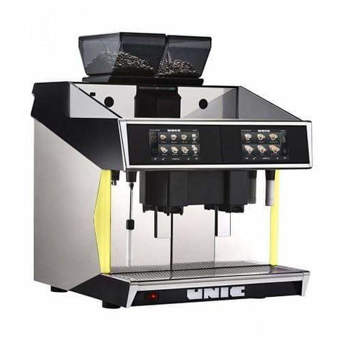 Image of Unic Espresso Machine Unic Tango Bean-To-Cup Super Automatic Espresso Machine