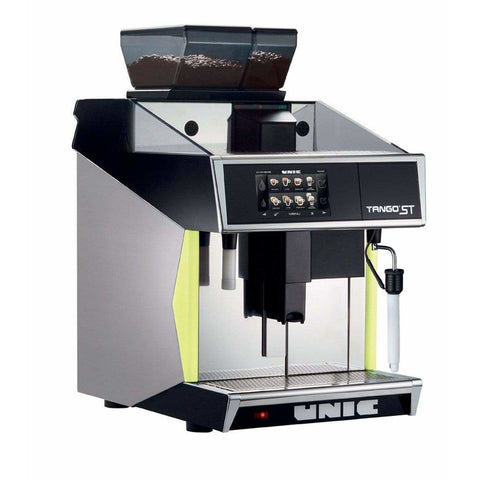 Unic Espresso Machine Unic Tango Solo ST 2 Step Fully Automatic Espresso Machine