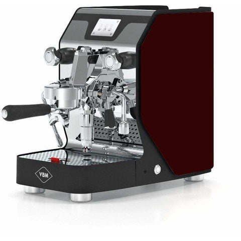 VBM Espresso Machine Bordeaux-Left Panel VBM Domobar Super Digital 1 Group Semi-Automatic Home Espresso Machine