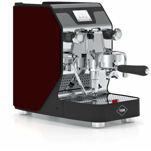 Image of VBM Espresso Machine Bordeaux-Right Panel VBM Domobar Super Digital 1 Group Semi-Automatic Home Espresso Machine