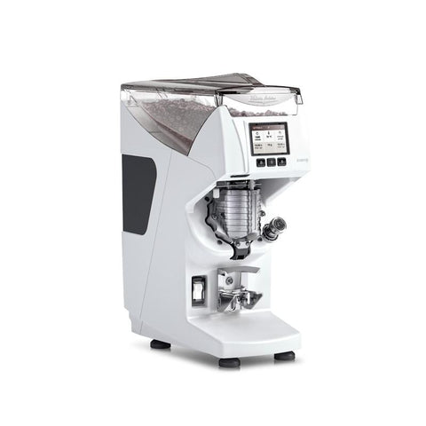 Victoria Arduino Coffee Grinder White Victoria Arduino Mythos II Gravimetric Commercial Coffee Grinder