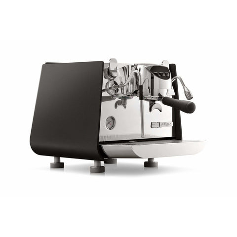 Victoria Arduino Espresso Machine Black Victoria Arduino E1 Prima 1 Group Volumetric Espresso Machine