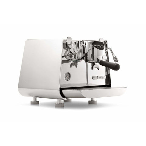 Image of Victoria Arduino Espresso Machine Silver Victoria Arduino E1 Prima 1 Group Volumetric Espresso Machine