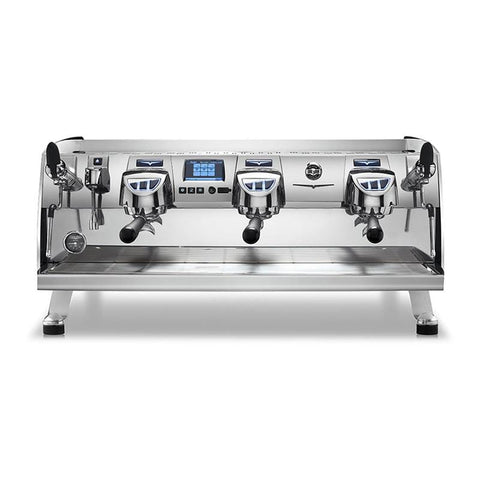 Image of Victoria Arduino Espresso Machine Steelux Victoria Arduino Black Eagle 3 Group Gravimetric Commercial Espresso Machine