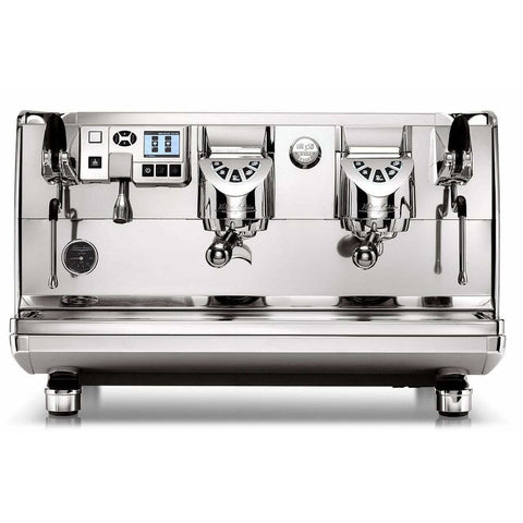 Image of Victoria Arduino Espresso Machine Victoria Arduino White Eagle Digit 2 Group Volumetric Commercial Espresso Machine