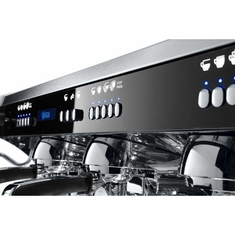 Image of Wega Espresso Machine Wega Polaris EVD 1-Group Commercial Espresso Machine
