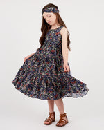 Girls Melissa Dress - Australian Wildflower