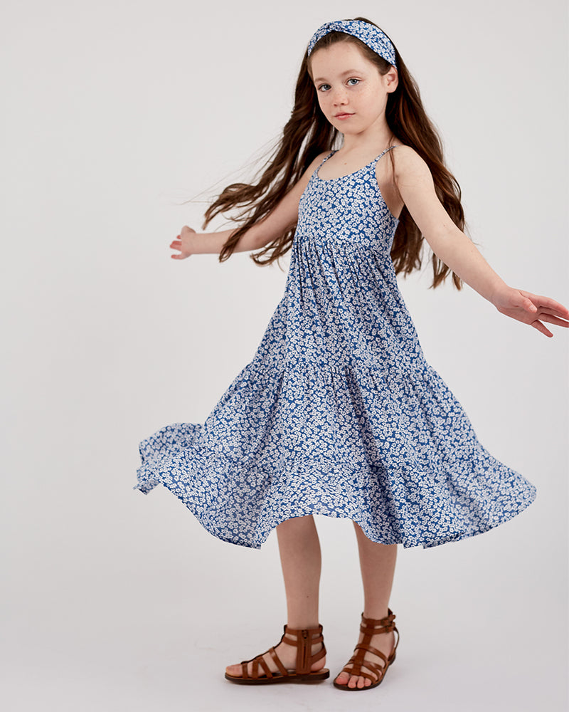 Girls Frankie Dress - Petite Daisy